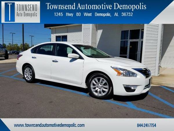 2015 Nissan Altima - Call