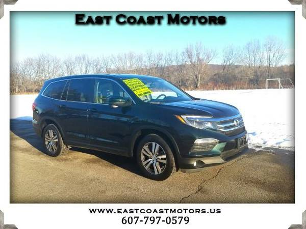 2016 Honda Pilot EXL 4WD* Remote Start* Heated Seats* Sunroof