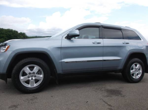 $287/MTH 2012 JEEP GR CHEROKEE LAREDO 4X4 SHARP 1 OWNER $287/MTH