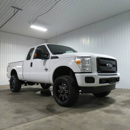 2011 Ford F250 _ Lifted _ New 35s and 20 inch Alloys _ Southern Rust F