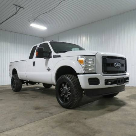 2011 Ford F-250 _ Lifted _ 35s_ Southern _ 6.7 Diesel
