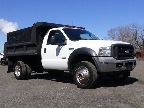 2006 Ford F-450 4x4 Dump Body _ Diesel _ Clean *** Price Reduced ***