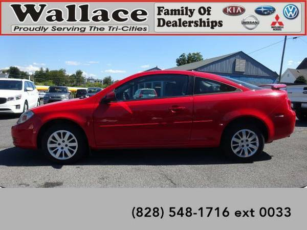 2010 *Chevrolet Cobalt* LT (Red)