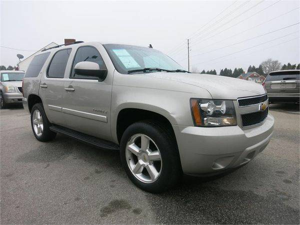 2007 *CHEVROLET* *TAHOE* *LT* *4WD* Come See the Difference