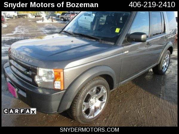 2006 Land Rover LR3 SE 4WD 3RD Row!Loaded!AirRide!
