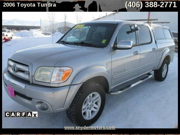 2006 Toyota Tundra,140,000 Miles,TRD/SR5,Clean!