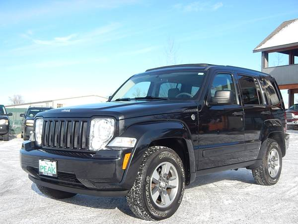 2008 Jeep Liberty Sport 4x4 Sky Slider Sunroof