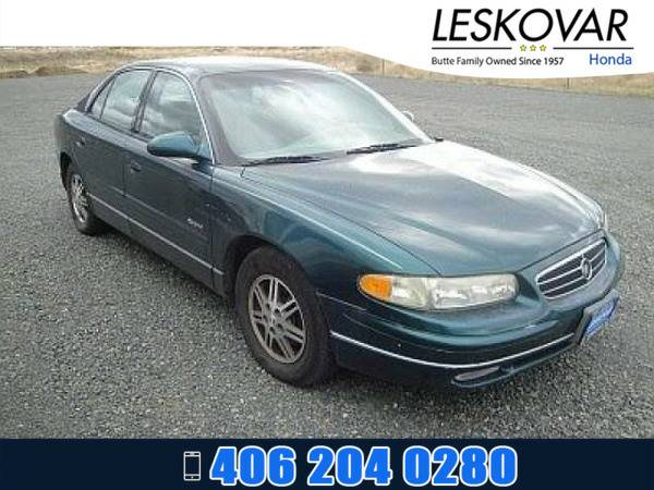 *2000* *Buick Regal* *4dr Car LS* *Green*