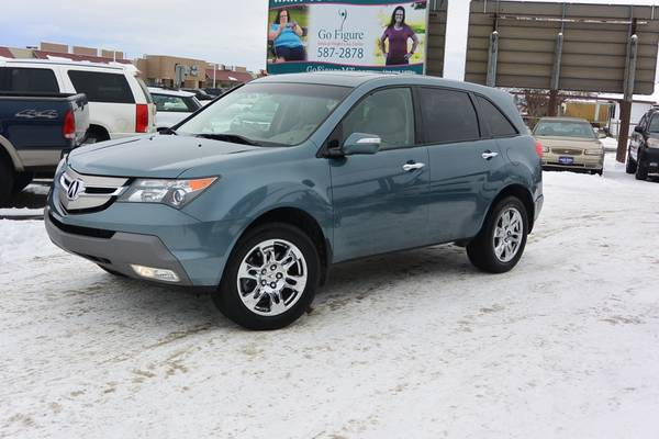 2008 ACRUA MDX TECHNOLOGY AWD