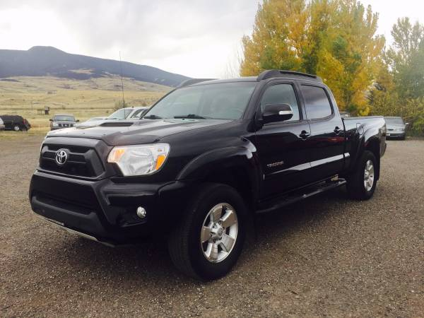 2014 Toyota Tacoma Dbl Cab Long Bed