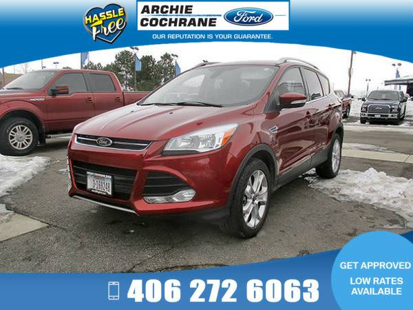 *2014* *Ford Escape* *Titanium* *Sunset*