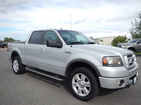2007 Ford F150 SuperCrew FX4 4x4
