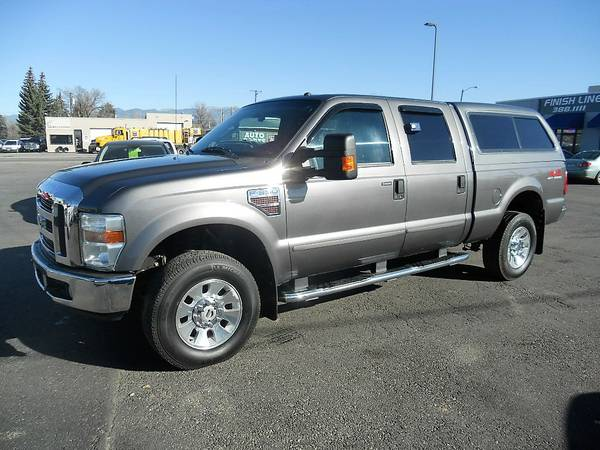 2008 Ford F350 Super Duty Crew Diesel