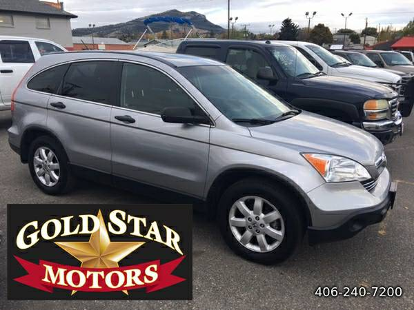 2007 Honda CR-V EX 4WD AT-PERFECT SHAPE! RUNS GREAT!