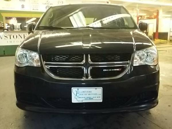 2014 DODGE GRAND CARAVAN SXT NICE SHAPE!