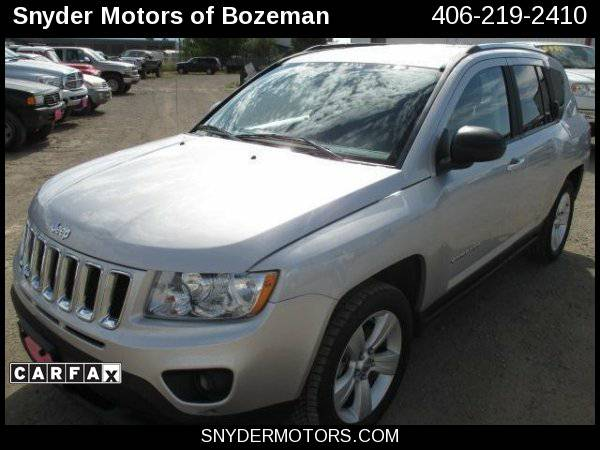 2011 Jeep Compass 4x4 Clean Only 84K