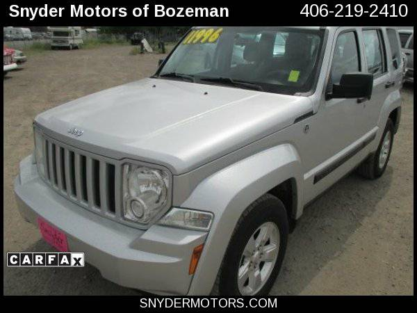 2012 Jeep Liberty Well Maintained 4X4 Clean 133K