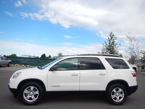 2007 GMC Acadia SLE All-Wheel Drive Third Row Seats 96,000 Miles