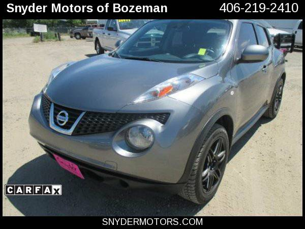 2011 Nissan JUKE Turbo AWD NAV New Tires Only 77K