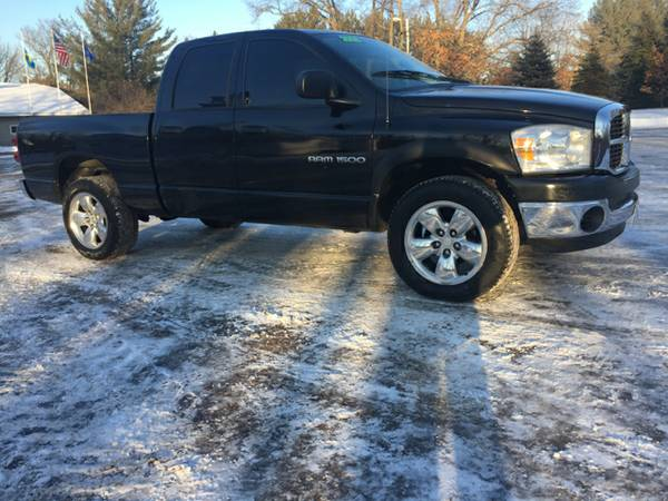 2008 Dodge Ram 1500 **SLT PACKAGE W/ 20 WHEELS**
