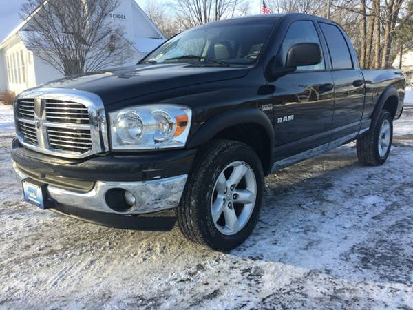 2008 Dodge Ram Big Horn Edition