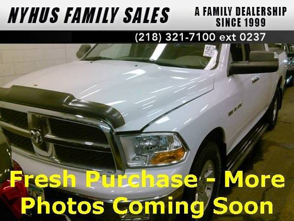 2010 *Dodge Ram 1500* SLT (Bright White Clearcoat)