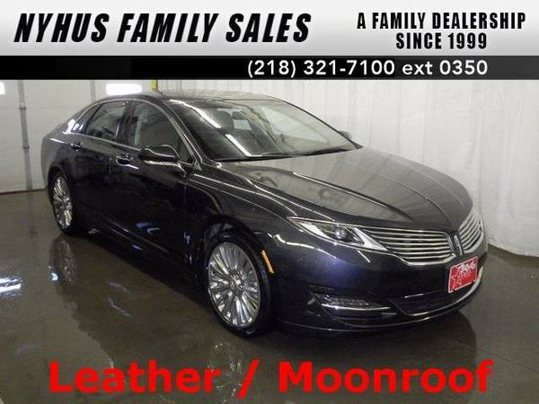 2013 *Lincoln MKZ* (Ice Storm)