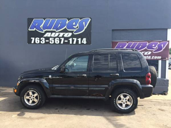 2005 Jeep Liberty Perfect for Hunting season