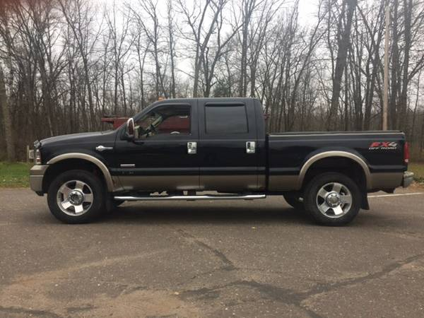 2006 Ford F350 Super Duty LARIAT ** RUNS GREAT, LEATHER, LOADED**