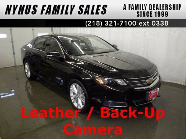 2014 *Chevrolet Impala* LT (Black)