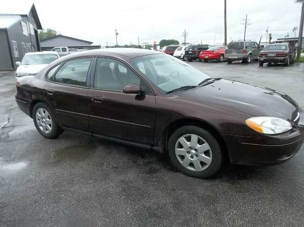 2000 Ford Taurus SE **LOW MILES**