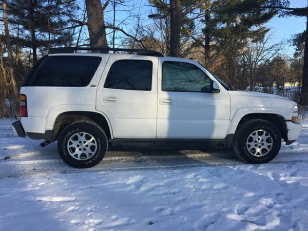 2004 Chevrolet Tahoe Z71 Package **LEATHER**