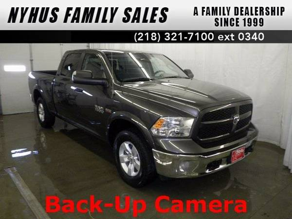 2015 *Ram 1500* Outdoorsman (Granite Crystal Metallic Clearcoat)