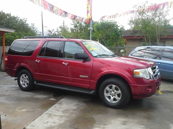 ★★★FORD EXPEDITION E.L 2008