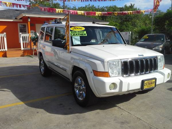 ★★★JEEP COMMANDER 2006 LIMITED HEMMI ★