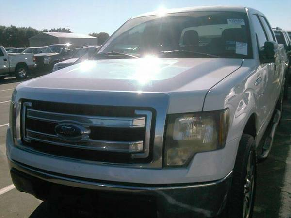 2013 Ford F-150 4x4 XL 4dr SuperCrew Styleside 6.5 ft. SB