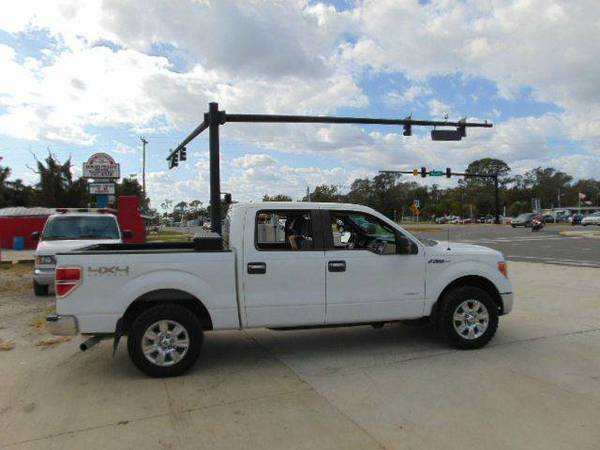 2012 Ford F-150 4x4 XLT 4dr SuperCrew Styleside 5.5 ft. SB