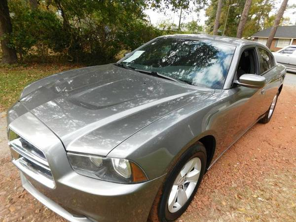 2011 Dodge Charger - Gray