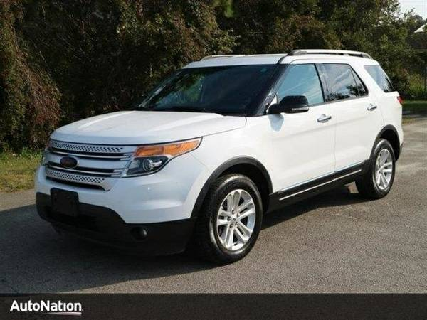 2013 Ford Explorer XLT SKU:DGC35096 Ford Explorer XLT SUV