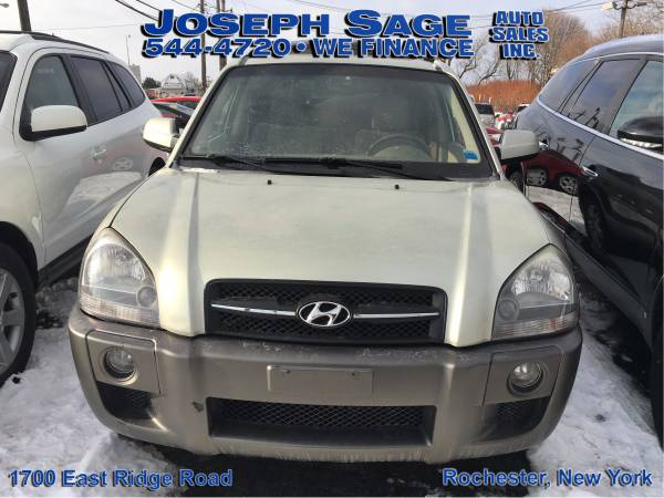2008 Hyundai Tuscon - We take trade ins!