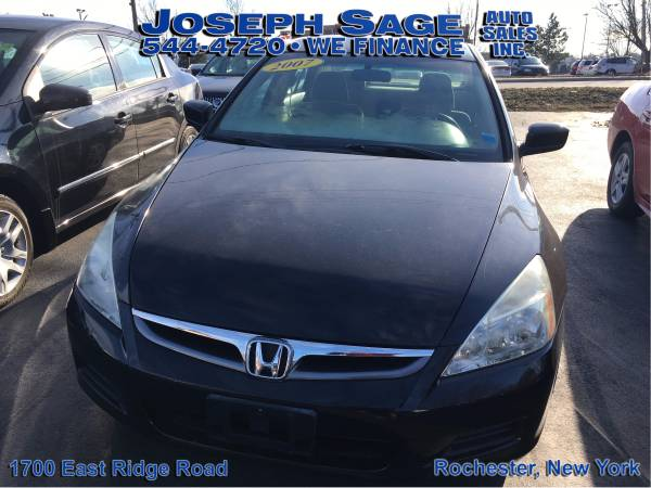 2007 Honda Accord - We have EASY payment plans here!