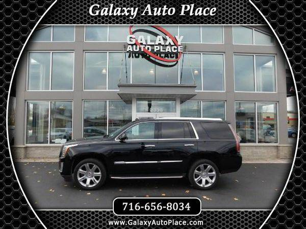 2015 *Cadillac* *Escalade* Luxury 4WD