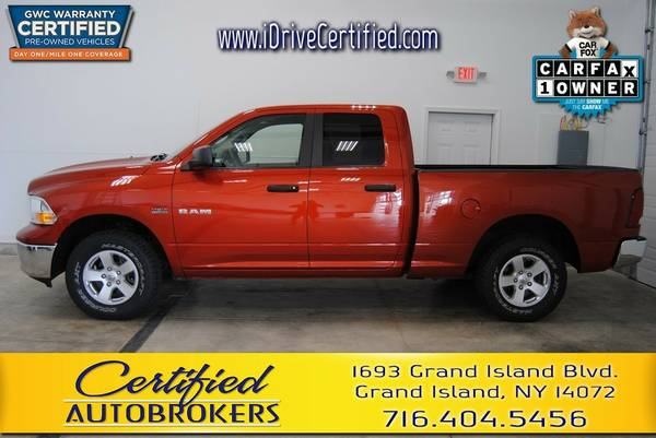 2009 *Dodge Ram 1500 SLT* 4x4 *HEMI* We Finance!
