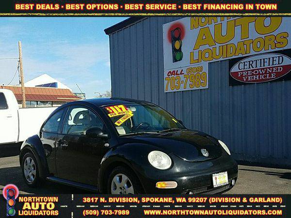 2002 *Volkswagen* *New* *Beetle* 🚀 $500 DOWN/YOU DRIVE!!