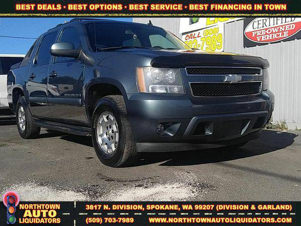 2008 *Chevrolet* *Avalanche* 1500 🚀 $500 DOWN/YOU DRIVE!!