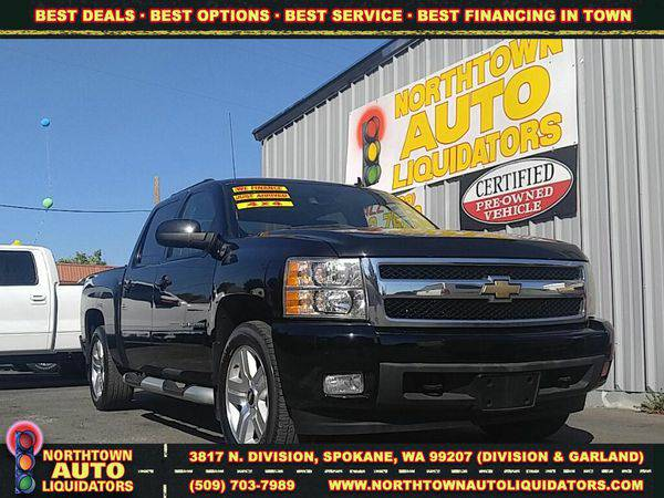 2008 *Chevrolet* *Silverado* 1500 🚀 $500 DOWN/YOU DRIVE!!