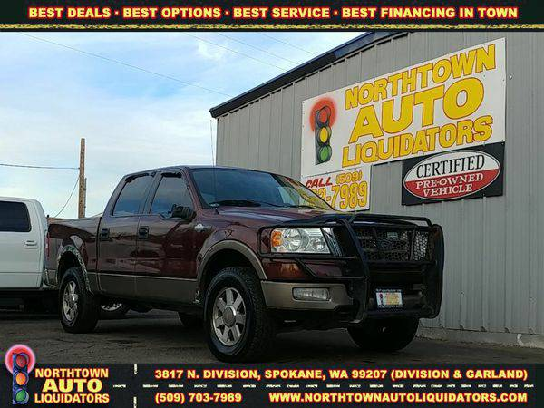 2005 *Ford* *F-150* *F 150* *F150* 🚀 $500 DOWN/YOU DRIVE!!