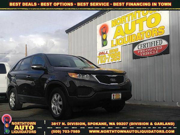 2012 *Kia* *Sorento* 🚀 $500 DOWN/YOU DRIVE!!