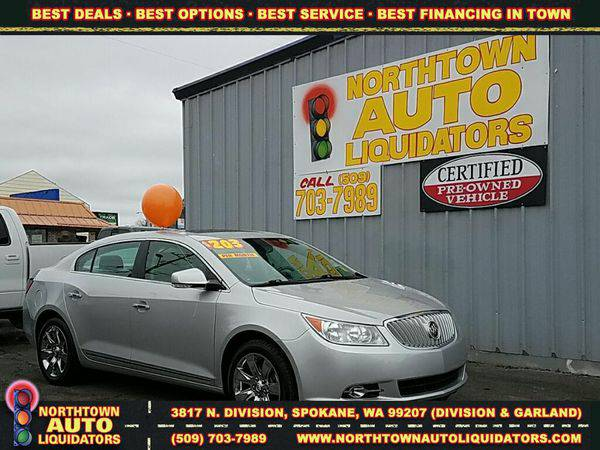 2012 *Buick* *LaCrosse* 🚀 $500 DOWN/YOU DRIVE!!