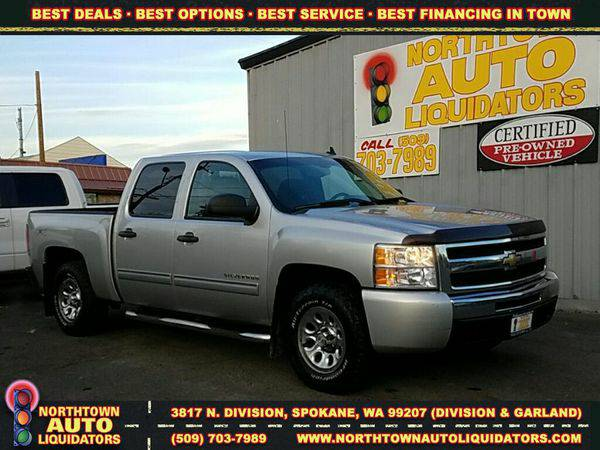 2010 *Chevrolet* *Silverado* 1500 🚀 $500 DOWN/YOU DRIVE!!